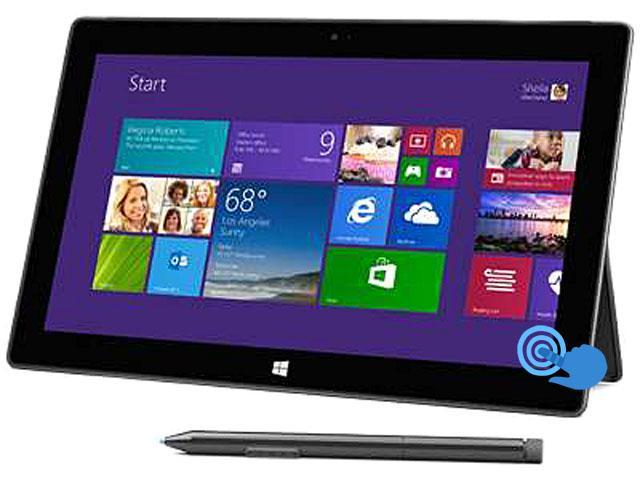 Microsoft Surface Pro2 6CX-00001 4th Generation Intel Core i5 4GB Memory 128GB SSD 10.6
