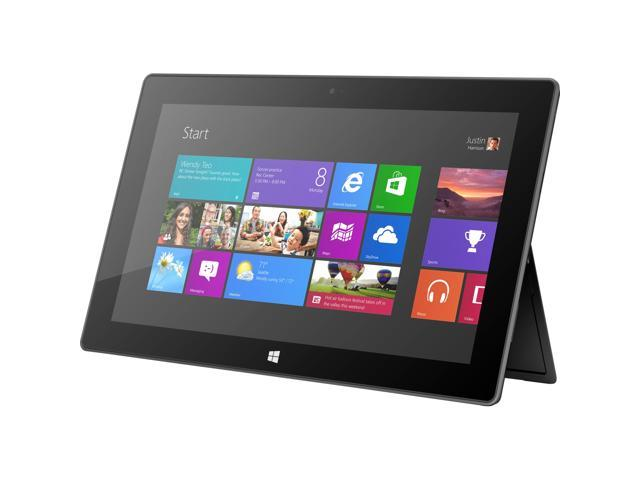 Microsoft Surface RT Tablet - 2GB Memory 64GB 10.6
