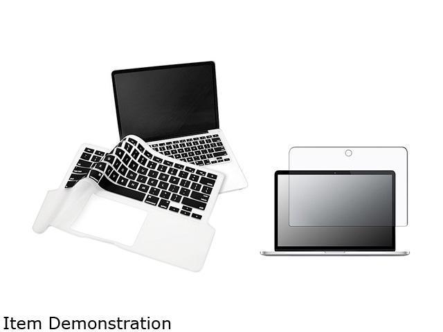 Clear / Black Notebook CaseModel 1926510 - OEM