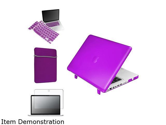 INSTEN Purple Notebook CaseModel 1926302 - OEM