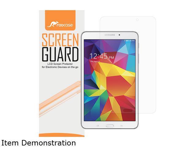 roocase Samsung Galaxy Tab 4 8.0 Ultra HD Plus Screen Protector [Bubble Free] RC-GALX8-TAB4-UHDP /RC-GALX8-TAB4-UHDP