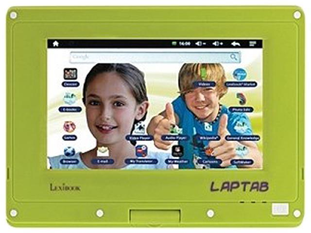 Lexibook MFC140EN ARM Cortex-A8 1.00 GHz 4GB Memory 7.0