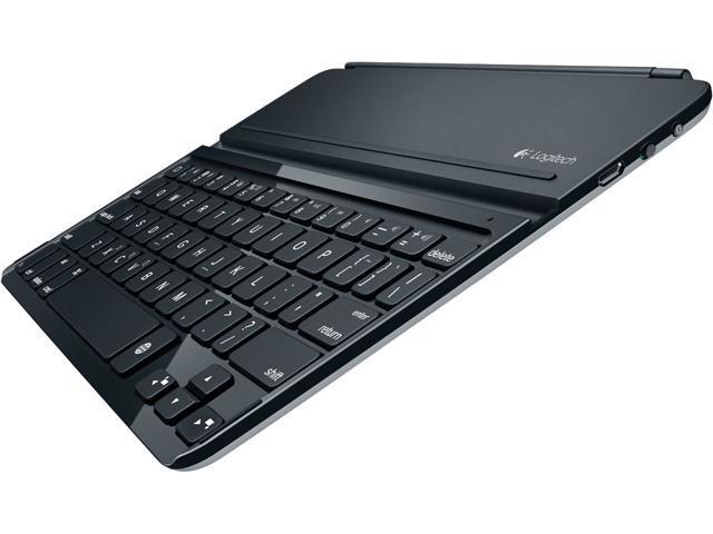 Logitech Black Ultrathin Keyboard Cover for iPad Air Model 920-005510