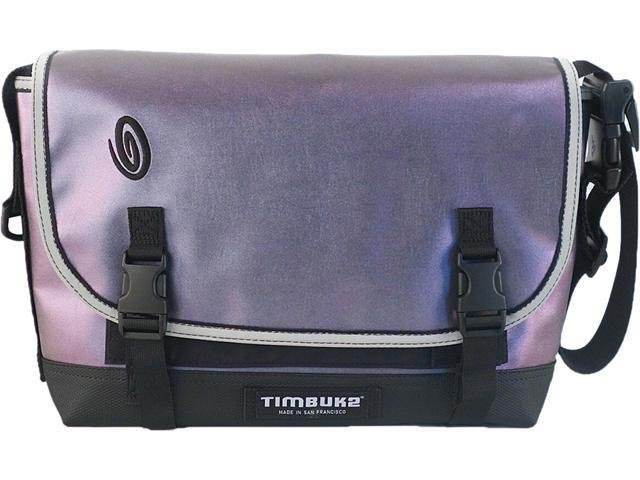 Timbuk2 Classic Single Panel Vegan Shark Silver S Laptop Messenger