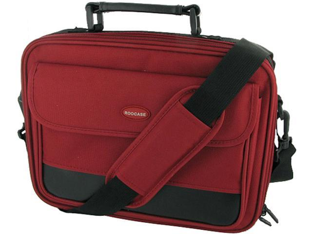 rooCASE Red Classic Carrying Bag for 10
