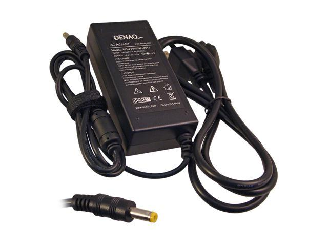 DENAQ DQ-PPP009L-4817 3.5A 18.5V AC Adapter for HP 530