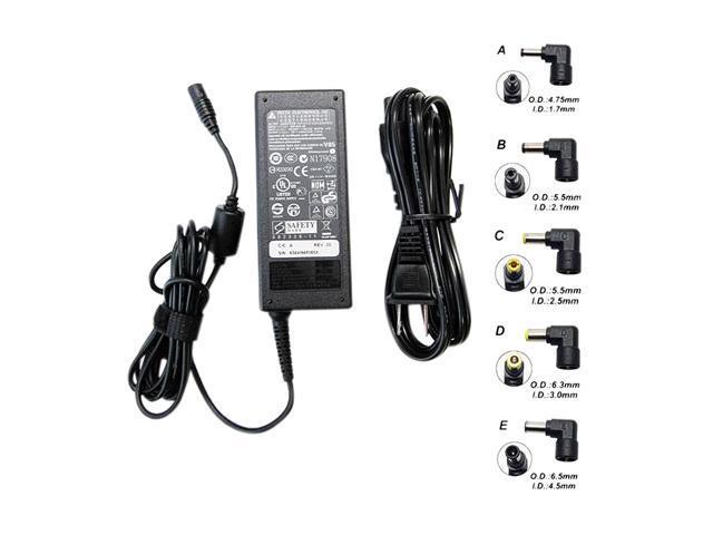 Arclyte - A00020 - AC Adapter - Acer, Asus, Gateway, Sony, Toshiba 65 Watt Universal UL Certified