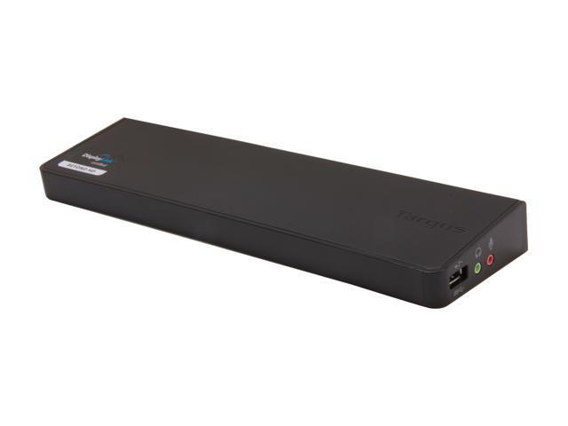 Targus ACP70USZ USB 3.0 SuperSpeed Dual Video Docking Station