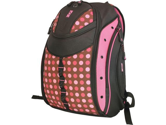 Mobile Edge Pink Express Laptop Backpack - 16
