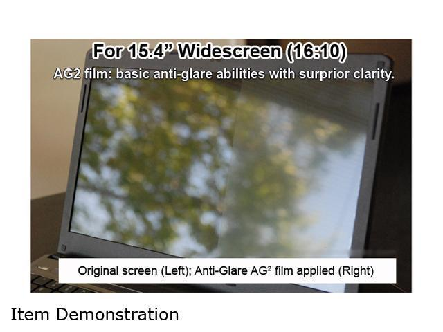Green Onions supply Anti-glare Screen Protector for 15.4