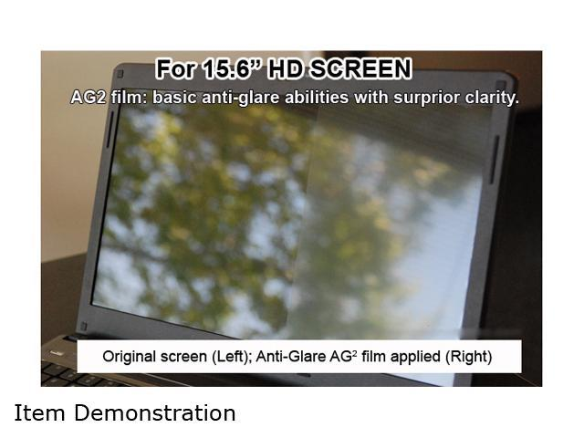 Green Onions supply Anti-Glare AG2 Screen Protector for 15.6