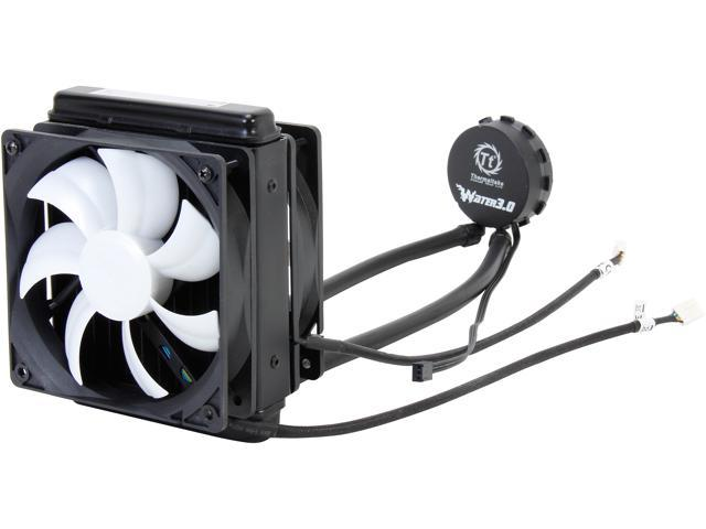 Thermaltake Water 3.0 Performer (CLW0222) Water/Liquid CPU Cooler 120MM