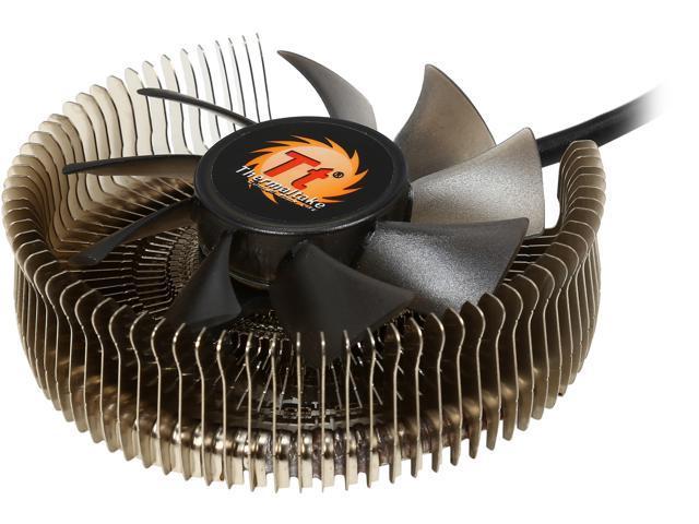 Thermaltake CL-P004-AL08BL-A 80mm MeOrb II 65W Intel/AMD Low Profile CPU Cooler