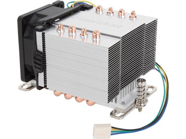 Dynatron A13 60mm 2 Ball CPU Cooler for AMD G34 processors, Socket LGA 1974, 2U server solution up to140 Watts