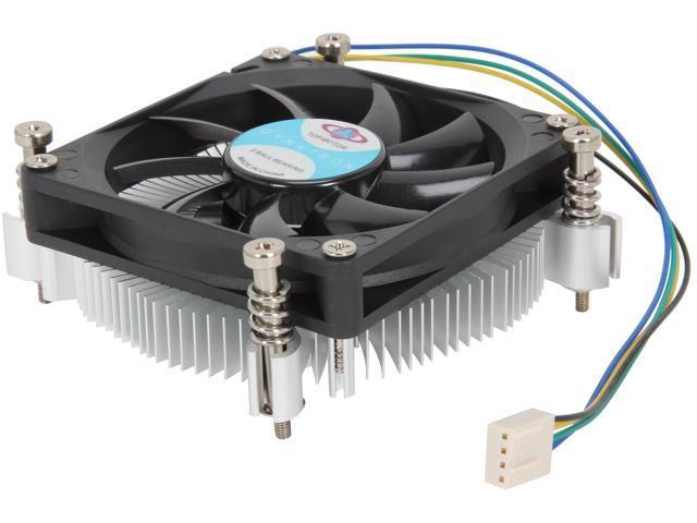 Dynatron T450 80mm 2 Ball CPU Cooler