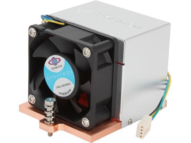 Dynatron A2CG 60mm 2 Ball CPU Cooler