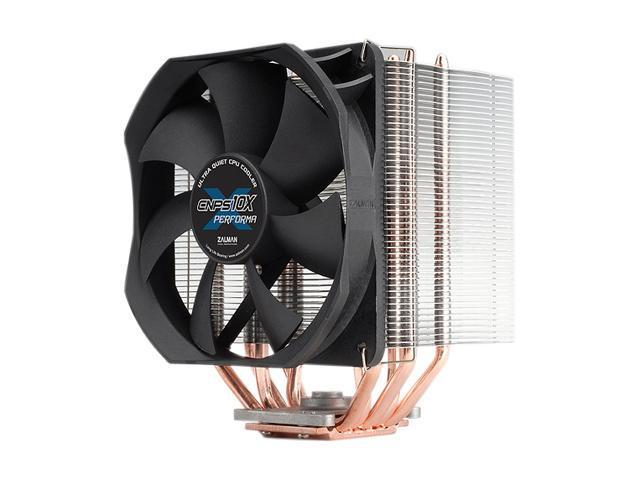 ZALMAN CNPS10XPERFORMA 120mm Long Life Bearing CPU Cooler