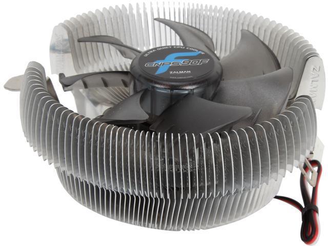ZALMAN CNPS90F 92mm FSB (Fluid Shield Bearing) Ultra Quiet CPU Cooler