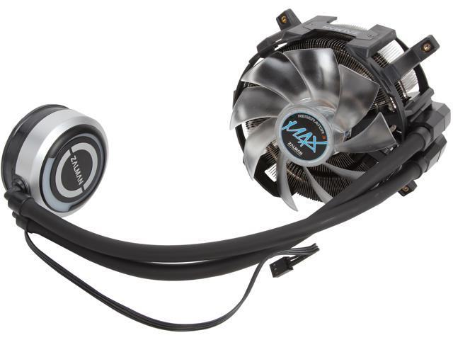 ZALMAN Reserator 3 MAX Ultimate Water/Liquid CPU Cooler 120MM