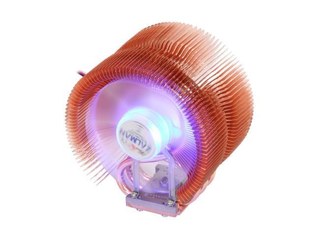 ZALMAN CNPS9500A-LED 92mm 2 Ball CPU Cooler