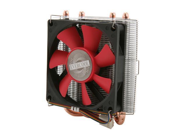 EVERCOOL HPL-815EP Ever Lubricate CPU Cooler