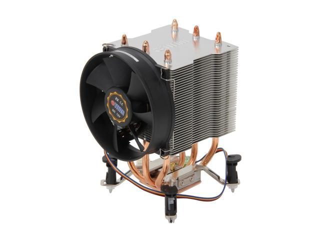 EVERCOOL TTC-NK35TZ/RPW/V3 95mm Z-AXIS Titan Universal CPU Cooler