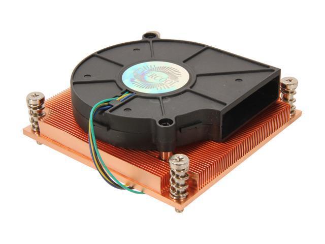EVERCOOL LGAL2011A-B715 75mm 2 Ball CPU Cooler