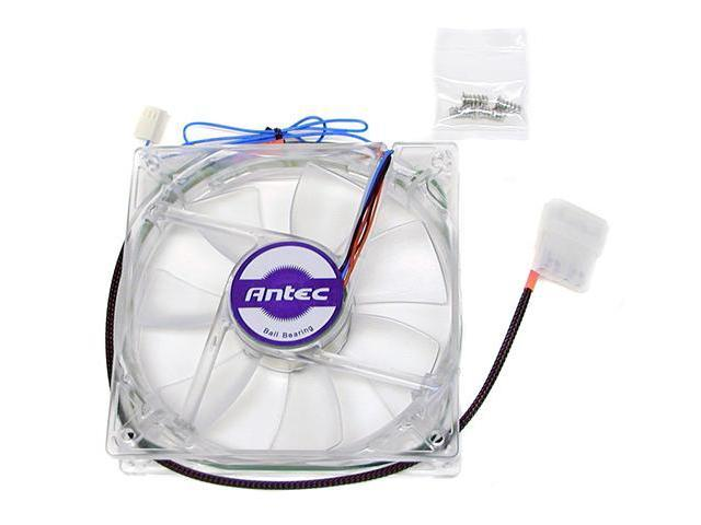 Antec 77095 120mm Blue LED Case Cooling Fan