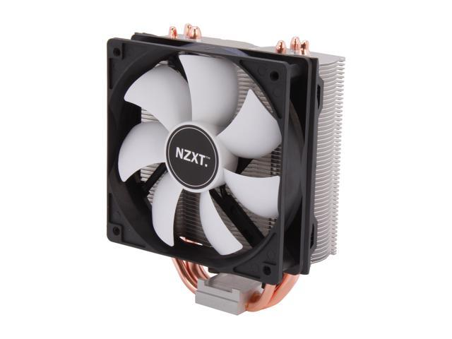 NZXT RC-RST20-01 120mm Sleeve Direct Touch 3 Heat Pipe CPU Cooler