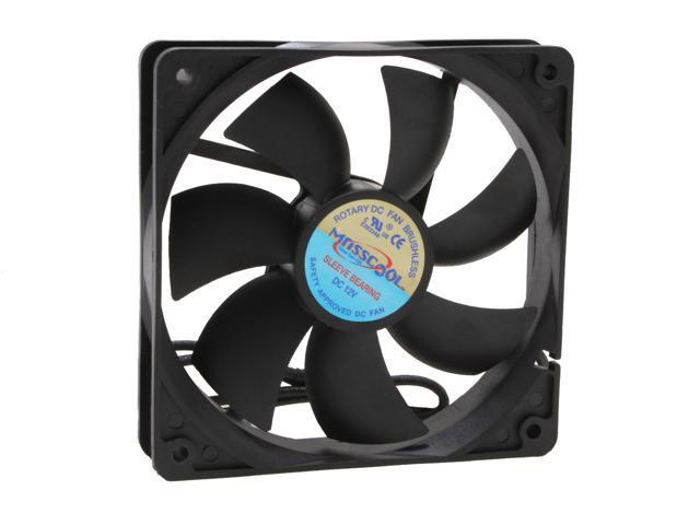 MASSCOOL FD12025S1L3/4 120mm Case Cooling Fan