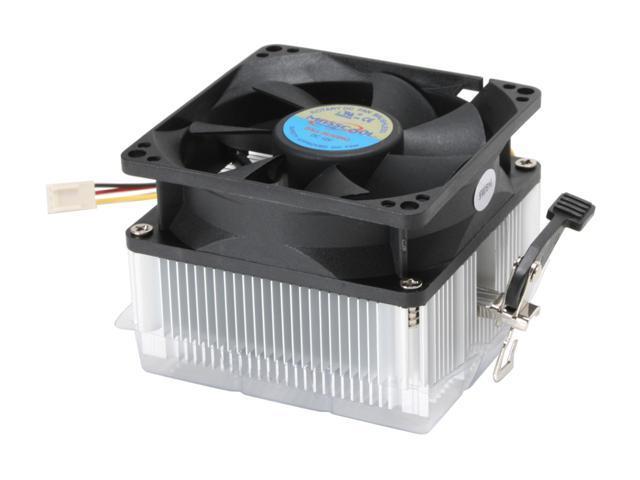 MASSCOOL 5F9001B1H3 80mm Ball CPU Cooler