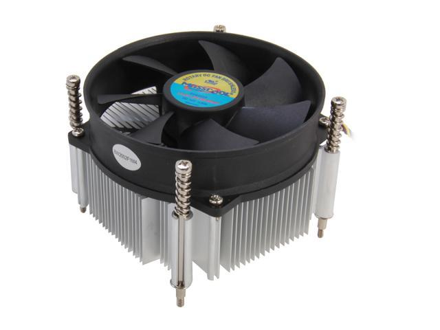 MASSCOOL 8W2002B1M4 90mm Ball Bearing CPU Cooler for INTEL Socket LGA 1155/1156 Cooper base