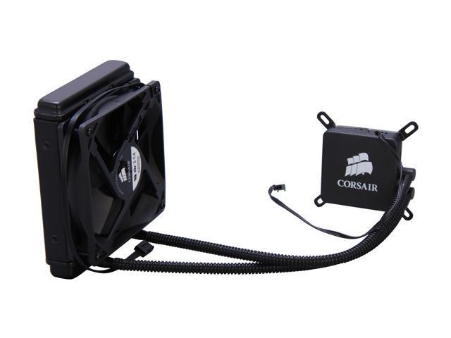 CORSAIR Hydro Series H60 (CWCH60) High Performance Liquid CPU Cooler