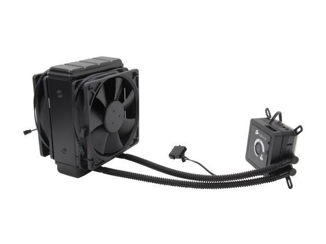 CORSAIR Hydro Series H80 (CWCH80) High Performance Liquid CPU Cooler