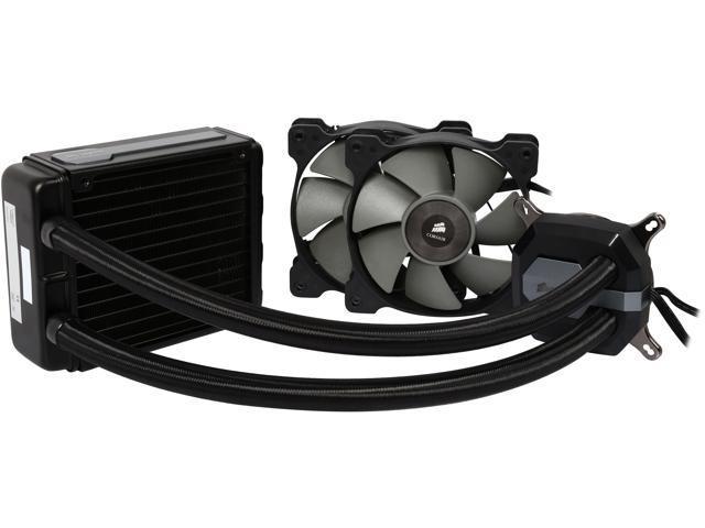 Corsair Hydro Series™ H80i GT High Performance Water/Liquid CPU Cooler. 120mm