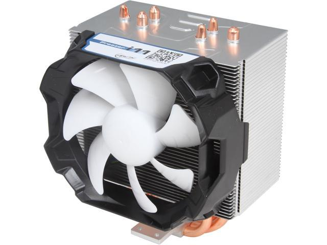 ARCTIC Freezer i11 CPU Cooler for Intel, 150W Cooling Capacity, 3 Direct Touch Heatpipes, <23dBA Fan Noise