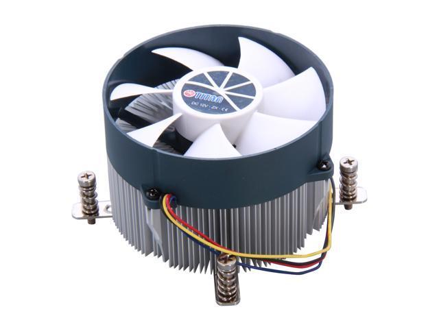 Titan TTC-NA43TZ/CU35 95mm Z-AXIS CPU Cooler