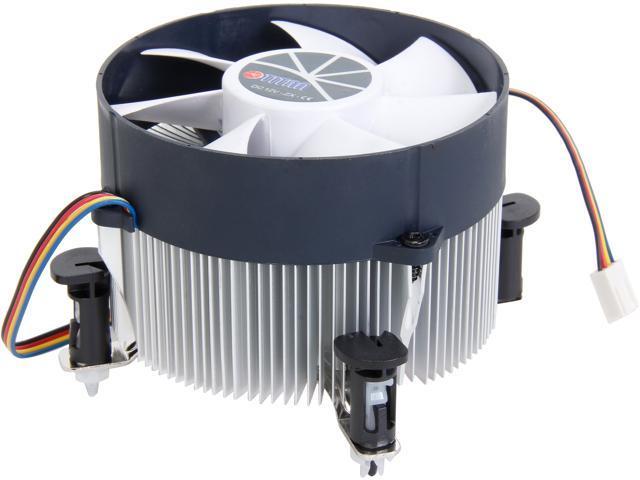 Titan TTC-NA02TZ/RPW/CU30 95mm Z-AXIS Copper Cooler for socket 1150,1155 & 1156