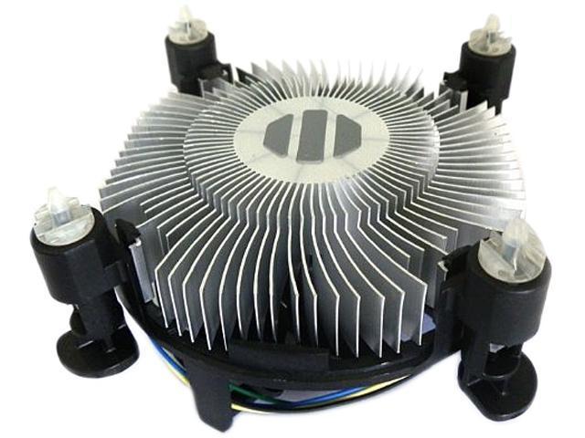 "Intel E97378-001 3.5"" CPU Cooler for LGA 1155/1156/1150 CPUs like new"