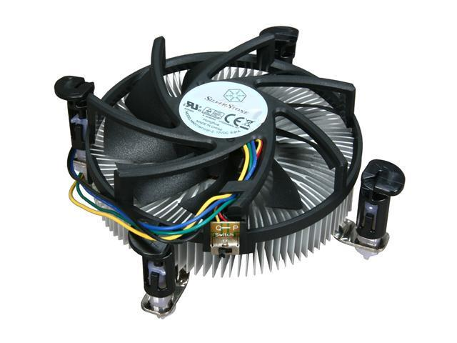 SILVERSTONE NT07-1156 90mm CPU Cooler