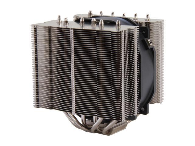 SilverStone Heligon HE01 CPU Cooler with 140mm fan for Intel socket LGA 775 / 1155 / 1156 / 1366 / 2011, AMD socket AM2 / ...