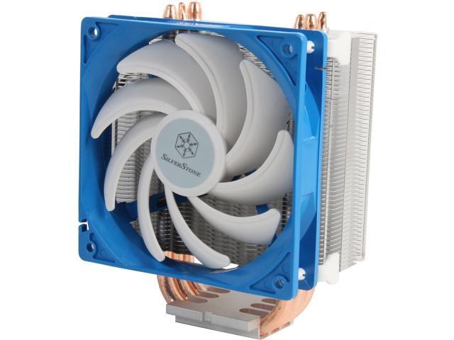 SilverStone Argon Series AR01 CPU Cooler with 120mm Fan for socket LGA775/1155/1156/1366/2011, AM2/AM3/FM1/FM2