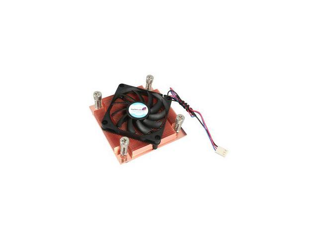 StarTech FAN7751U 70mm Ball 1U Intel Socket 775 CPU Cooler