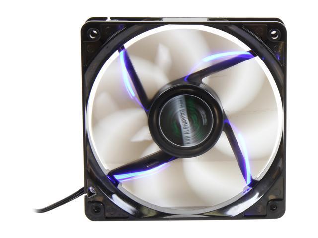 XION AXP Alphawing AXP-GF120_LEDBL 120mm Blue LED Case cooler