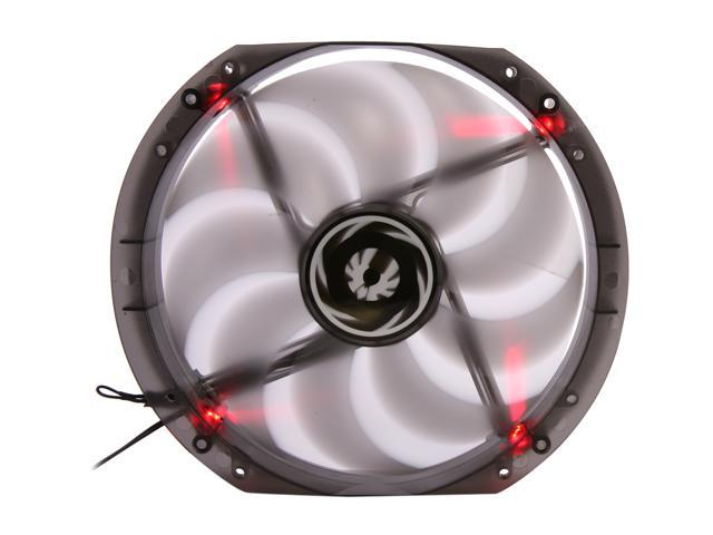 BitFenix Spectre LED Red 230mm Case Fan