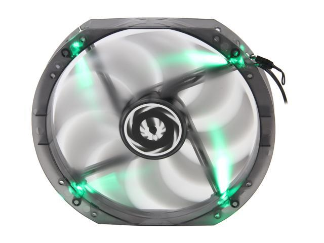 BitFenix Spectre LED Green 230mm Case Fan