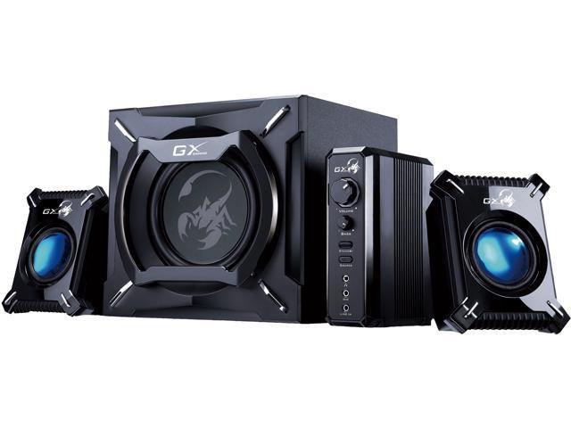 Genius 31731055101 2.1ch gaming woofer Speaker System