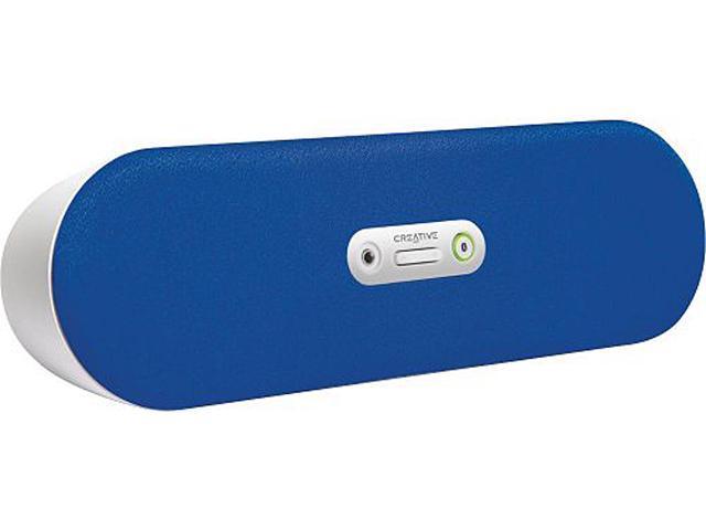 CREATIVE D80(51MF8130AA012) Blue Speaker System