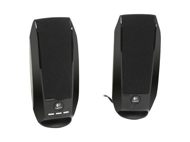 Logitech S-150 1.2 Watts 2.0 Digital USB Speakers