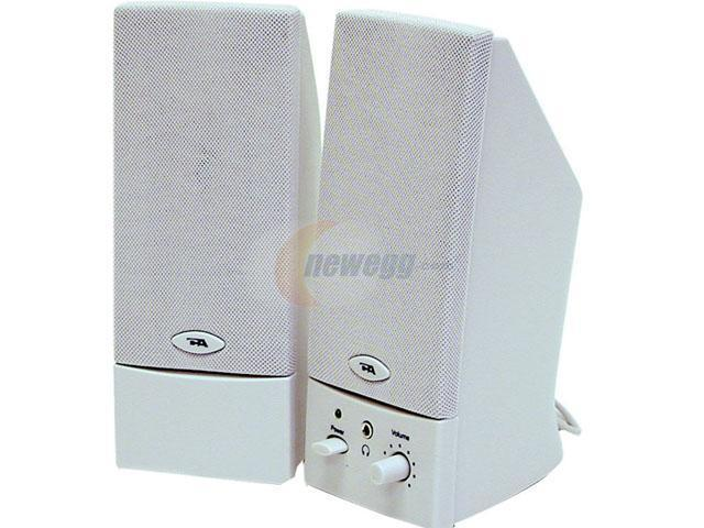 Cyber Acoustics CA-2012 4 watts 2.0 Speaker